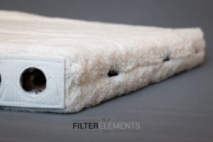 Pile Filter Cloth R+F FilterElements GmbH